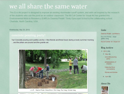Eco-Arts-We-All-Share-the-Same-Water