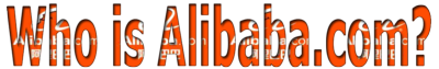 Who-Is-Alibaba.com