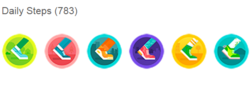 Fitbit-walking-badges