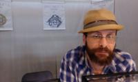 David Guiletti at his booth at ACC San Francisco 2015