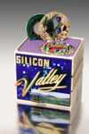 Silicon Valley Jewelry from the California Collection by Harriete Estel Berman