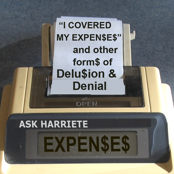 Calculator-ASK Harriete-I-covered-EXPENSES