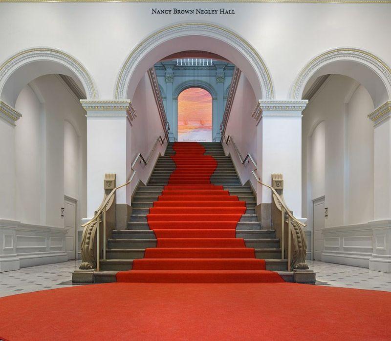 Renwick-gallery-stairs