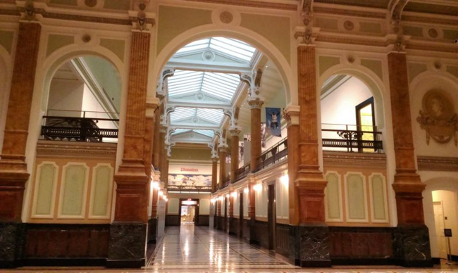 Smithsonia Art Museum building