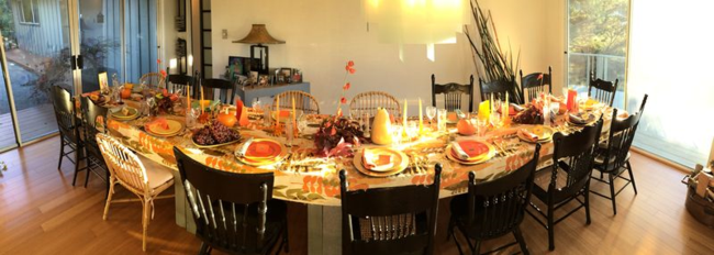 Thanksgiving 2015 photographed by photographer Philip Cohen