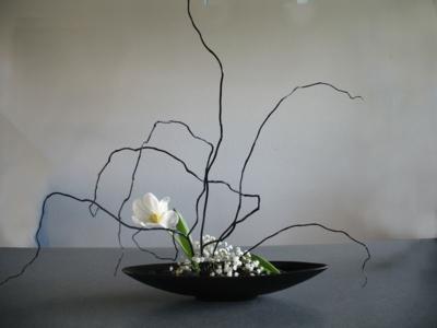 Thanksgiving 2014 flower arrangements 010