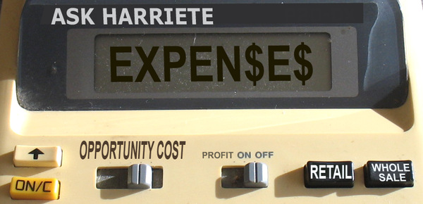 Calculator-ASK Harriete-opportunity-cost