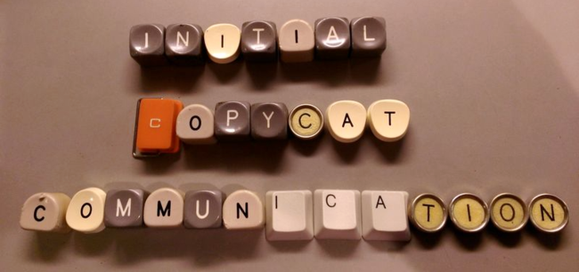 Initial Copycat Communication