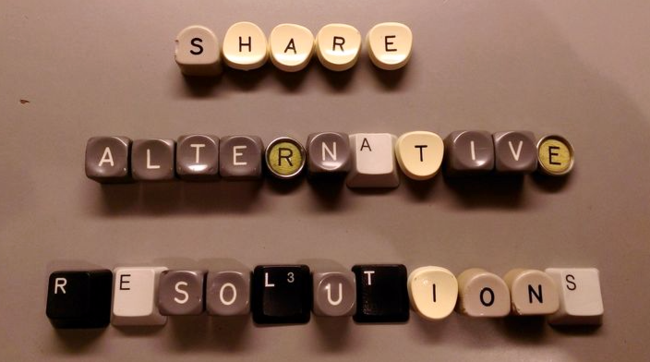 Share Alternative Resolutions to the copycat
