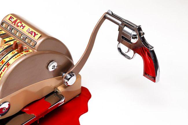 Checking-cost-gun-violence-close-up