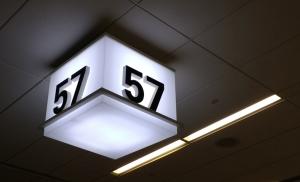 Gate-number.