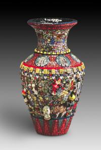 Vase, Hap Sakwa  circa 1990's