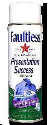 Spray-Starch-Presentation