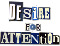 Desire-For-Attention