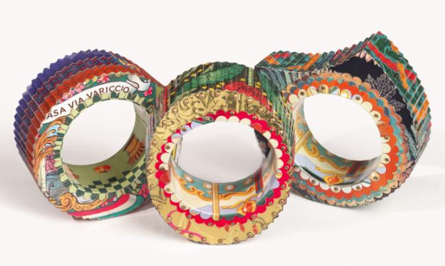 Three bracelets by Harriete Estel Berman