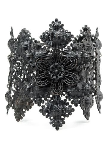 Iron-jewelry-19th-century