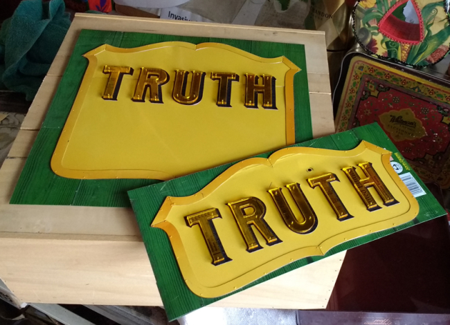 Truth-newsletter