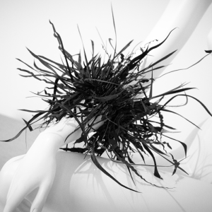 Black-plastic-bracelet