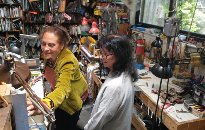 Harriete-Berlman-Coby-Atlas-studio